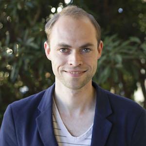 Pieter Gunst, COO, Co-founder